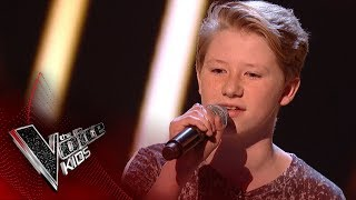 Download Perry performs 'Stay With Me': Blinds 2 | The Voice Kids UK 2017 Video