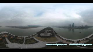 Download 4kVR全景视频 橘子洲头 航拍 Video
