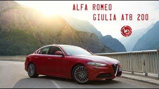 Download Alfa Romeo Giulia 200 AT8 Lusso | ESSAI [FR] Video