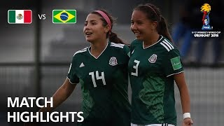 Download Mexico v Brazil - FIFA U-17 Women's World Cup 2018™ - Group B Video