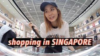 Download Shopping in Singapore: YSL, Balenciaga, & Gucci | #Vlogmas Day⑥ Video