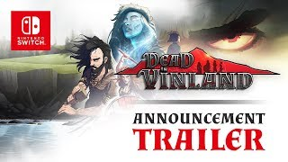 Download Dead in Vinland - Nintendo Switch announcement trailer Video