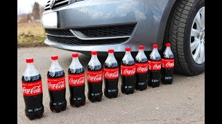 Download EXPERIMENT CAR VS COCA COLA Video