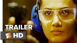 Download Naam Shabana Official Trailer 1 (2017) - Tapsee Pannu Movie Video