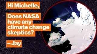 Download Does NASA have any climate change skeptics? | Michelle Thaller Video