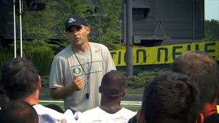 Download Mic'd up: Oregon's Mark Helfrich rallies the Ducks Video