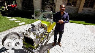 Download Comedian Mike Epps' Hot Rods and Luxury Cars - GQ's Car Collectors - Los Angeles Video