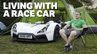 Download Can You Daily Drive A Road Legal Race Car With No Windscreen? Video