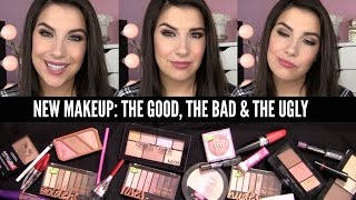 Download NEW Drugstore Makeup: The Good, The Bad & The Ugly Video