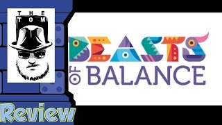 Download Beasts of Balance Review - with Tom Vasel Video
