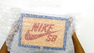 Download UNBOXING: Limited SNEAKER Package From...NIKE SB Video