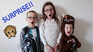 Download SURPRISING THE KIDS! Video