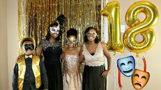 Download EPIC MASQUERADE BIRTHDAY PARTY! Video