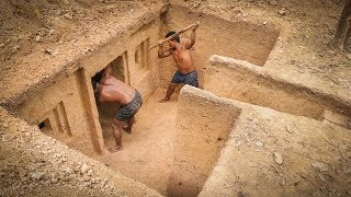 Download Awesome Secret Underground House by Talented Bushmen Part1 Video