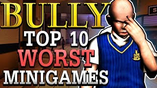 Download Top 10 Worst Minigames in BULLY Video