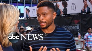 Download Nnamdi Asomugha opens up about starring in 'Crown Heights' Video