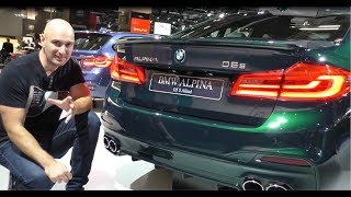 Download Alpina D5s - IAA 2017 Video