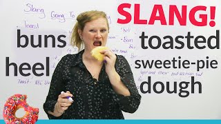 Download English Slang: fresh from the bakery! Video