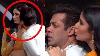 Download Katrina Kaif KISSES Salman Khan On Dance India Dance.. What Salman Does Next Will Melt Ur Heart Video