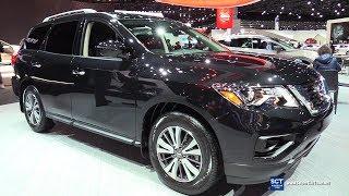 Download 2017 Nissan Pathfinder - Exterior and Interior Walkaround - 2017 Detroit Auto Show Video