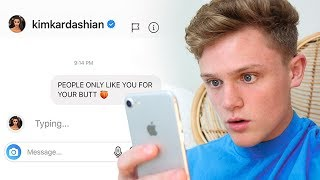 Download I SENT A DM TO 100 CELEBRITIES ON INSTAGRAM *it worked* Video