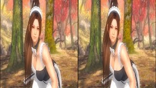 Download DOAX maidservant(メイド)VR 3D Video