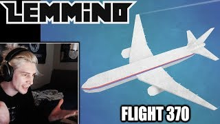 Download xQc Reacts to The Vanishing of Flight 370 by LEMMiNO Video