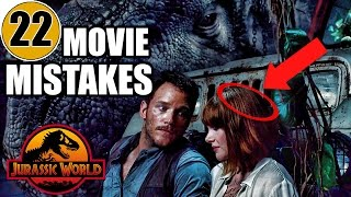 Download 22 Mistakes of JURASSIC WORLD You Didn't Notice Video