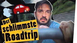 """Download Challenge: Italien-Roadtrip mit Schrottauto! *Gewinnspiel beendet    """"Das schaffst du nie!"""" Video"""