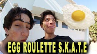 Download Egg Roulette SKATE | Chris vs JJ Video