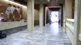 Download Tour of the Koryo Hotel in Pyongyang, North Korea Video