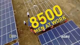 Download Adani's Solar Power Plant on National Geographic's Megastructures. Video