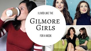 Download I Lived Like the Gilmore Girls for a Week Video