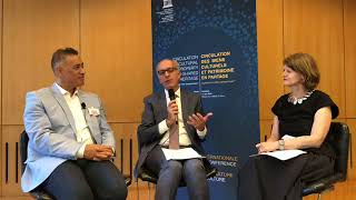 Download Interview with Te Herekiekie and Barbara Plankensteiner at UNESCO, Paris, 1st June 2018 Video