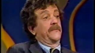 Download Kurt Vonnegut interview on 90 Minutes Live - 1978 Video