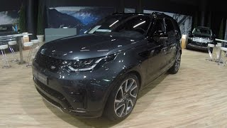Download LAND ROVER DISCOVERY 5 HSE COMPILATION 2 ! CORRIS GREY ! NEW MODEL 2017 !! WALKAROUND + INTERIOR !! Video