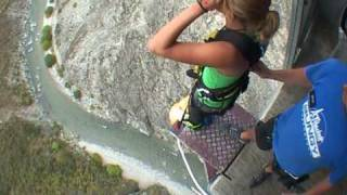 Download Nevis Bungy Jump - SCARED Video