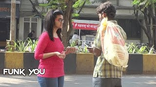 Download Beggar with iPhone Prank by Funk You (Pranks in India) (English Subtitles) Video