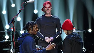 Download twenty one pilots & A$AP Rocky - MTV VMA's 2015 (Full Performance) 1080p HD Video