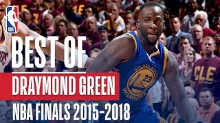 Download The Best of Draymond Green! | NBA Finals 2015-2018 Video