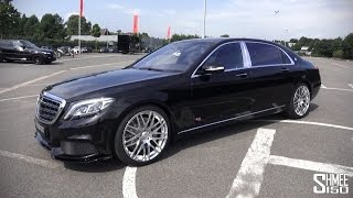 Download IN DEPTH: Brabus Maybach 900 Rocket - Full Tour Video