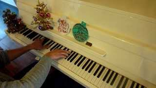 Download Solo gospel piano version of Silent Night Video