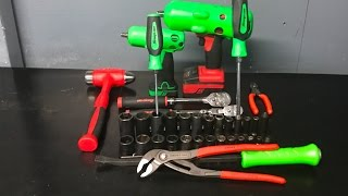 Download THE SNAP ON JUNKIE GUIDE TO BEGINNERS MECHANICS TOOLSETS Video