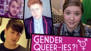 Download Got Gender Queer-ies? (Part 2)   The ABC's of LGBT Video