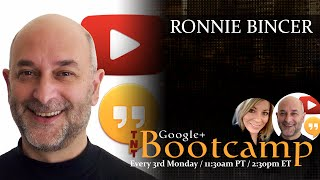 Download #TNTBootcamp - Ronnie Bincer Video