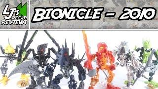 Download Eljay's Recap Review: BIONICLE   2010 Video
