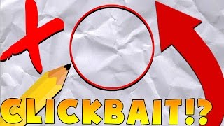 Download DRAWING CLICKBAIT ✔️!? - Minecraft DRAW MY THING Video