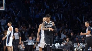 Download D'Angelo Russell and Co. Highlights - 10/20/17 Magic at Nets Video