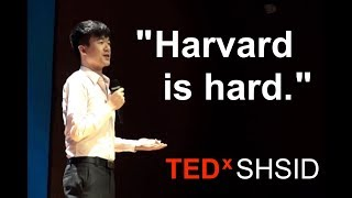 Download The Unspoken Reality Behind the Harvard Gates | Alex Chang | TEDxSHSID Video