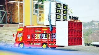 Download Miniatur KSJ sound malang raya truk Video